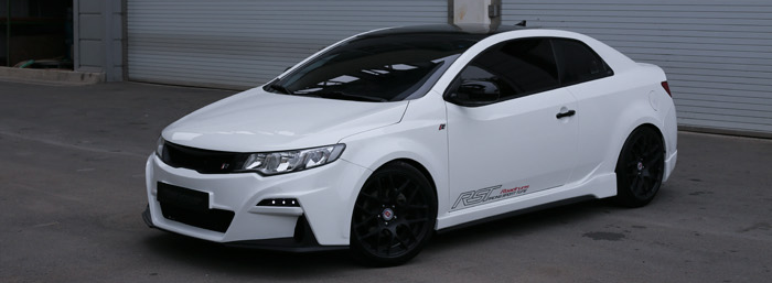Body kit Forte Koup mẫu roadruns 3