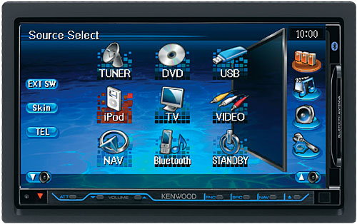 KENWOOD DDX-8032BT